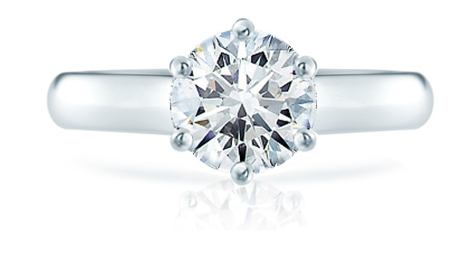 How often do I need to re-tip the claws on my engagement ring?