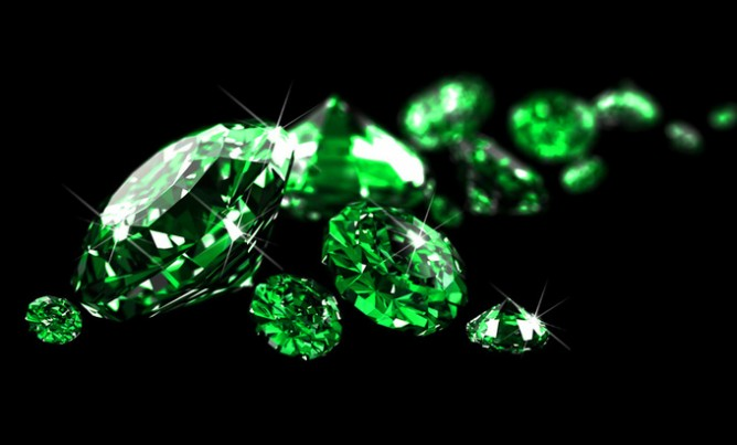 Why are emeralds always green?